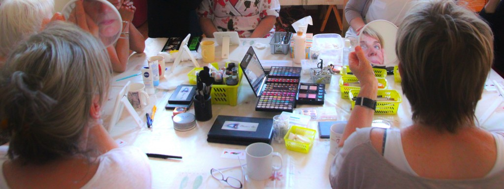 Make up workshop